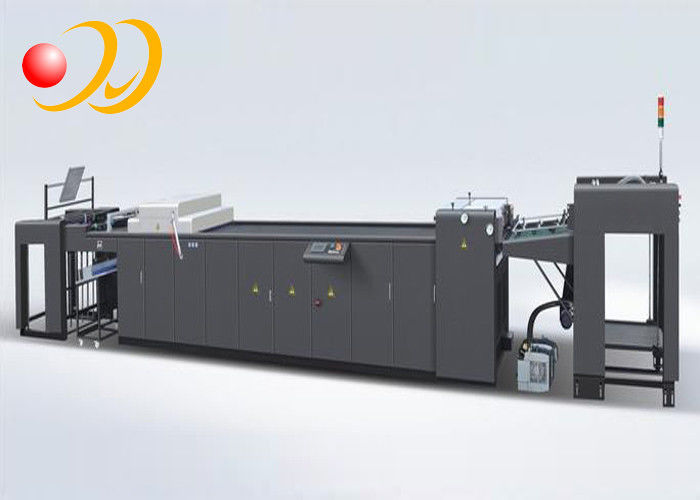 Automatic High - Speed UV Coating Machine Paint Roller Coater
