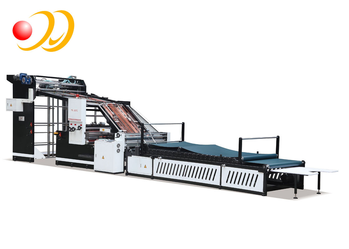 Industrial Roll To Roll Flute Laminator Machine Fully Automatic Corrugation
