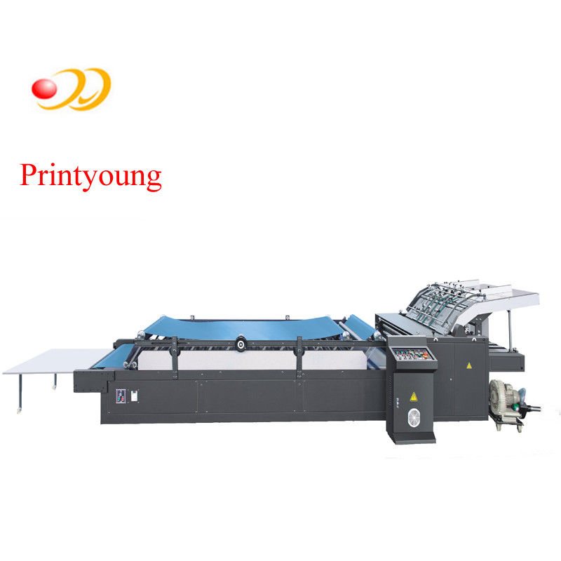 Semi-Automatic Flute Laminating Machine With Single Labor And Delivery