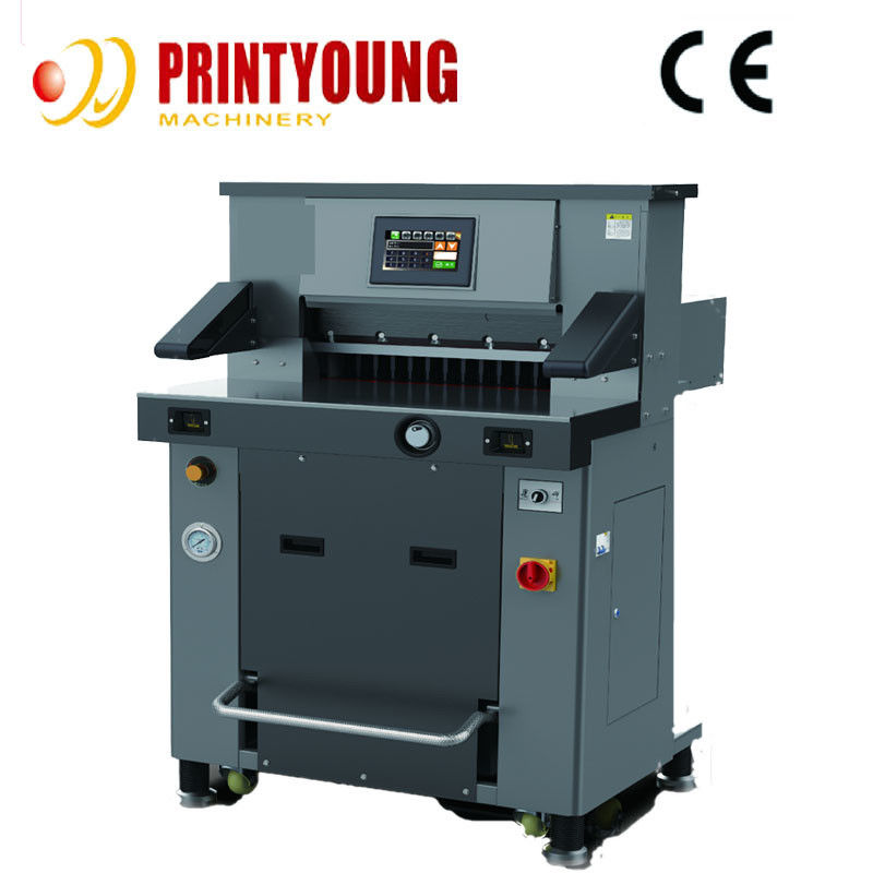 "FN-H490T V7 Hydraulic Min. cutting 30mm/1.18"" Guillotine Paper Roll  Cutting machine"