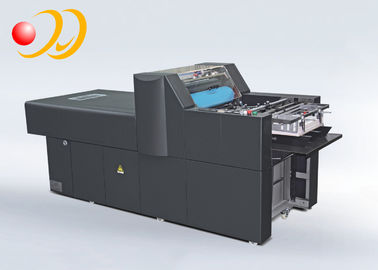 China Automatische Mikrostellen-UVbeschichtungs-Maschine Digital mit PLC-Kontrollsystem usine